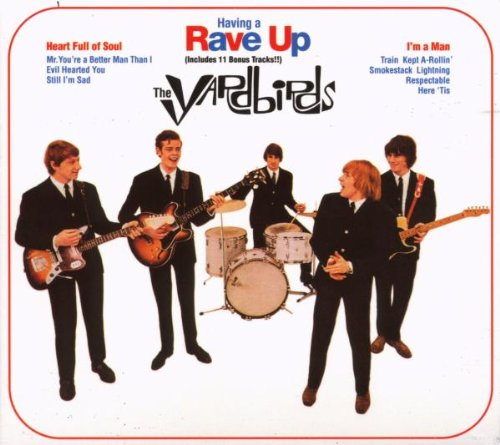 The Yardbirds Shapes Of Things cover art