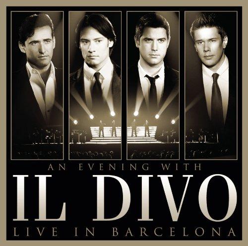 Il Divo Nights In White Satin (Notte Di Luce) cover art