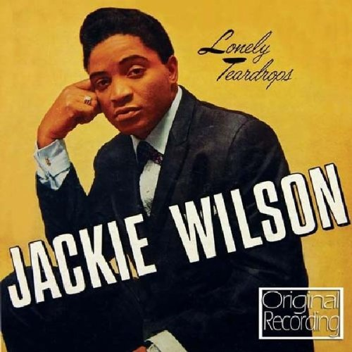 Jackie Wilson Lonely Teardrops cover art