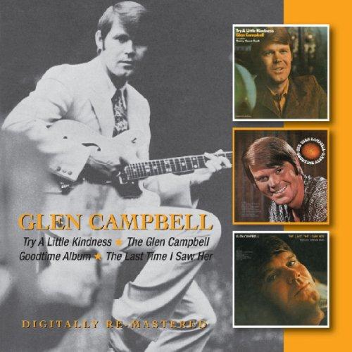 Glen Campbell Dream Baby (How Long Must I Dream) cover art