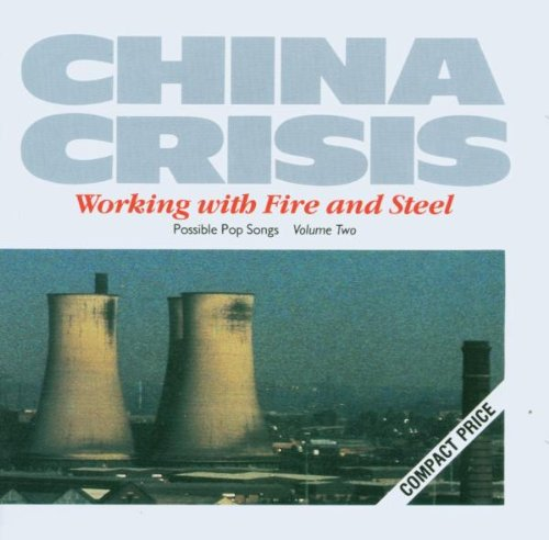 China Crisis Hanna Hanna cover art