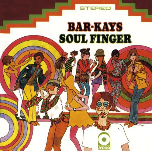 The Bar-Kays Soul Finger cover art