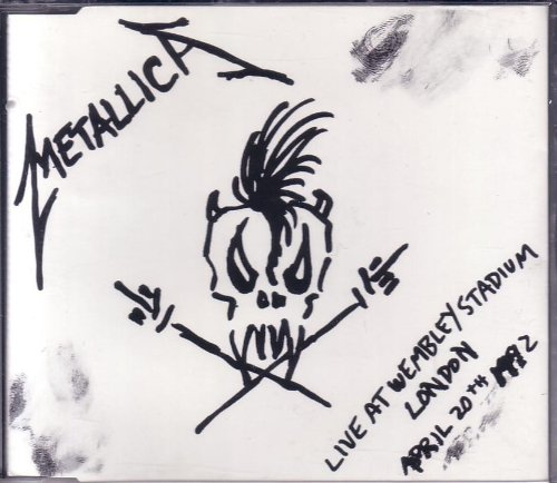 Metallica Human cover art