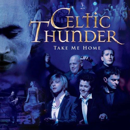 Celtic Thunder Take Me Home cover art