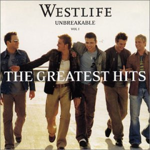 Westlife More Than Words cover art