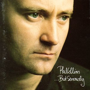 Phil Collins Something Happened On The Way To Heaven cover art