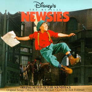 Kirby Shaw Seize The Day (from Newsies) cover art