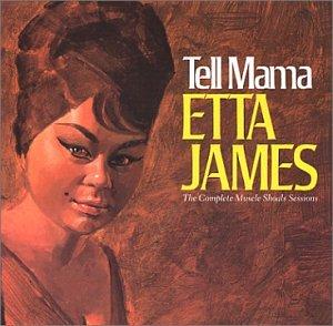 Etta James Security cover art