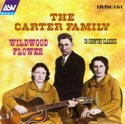 The Carter Family Wildwood Flower cover art