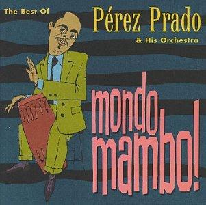 Perez Prado Guaglione cover art