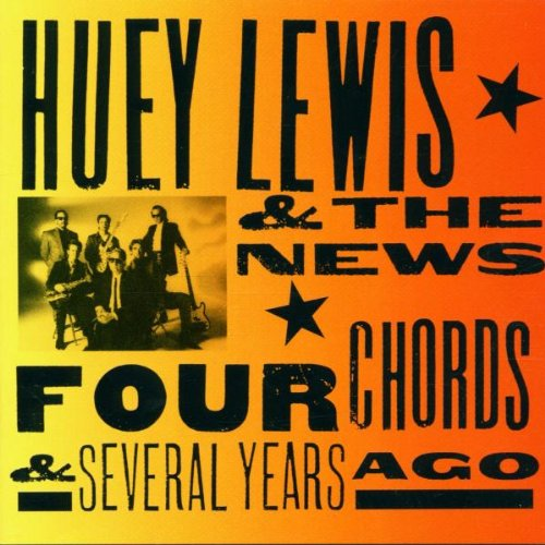 Huey Lewis & The News But It's Alright cover art