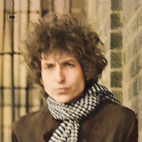 Bob Dylan I Want You cover art