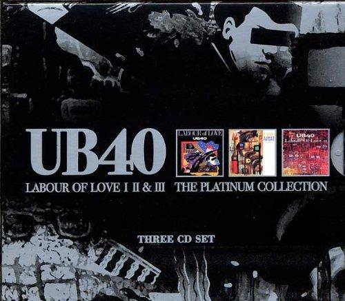 UB40 Kingston Town cover art