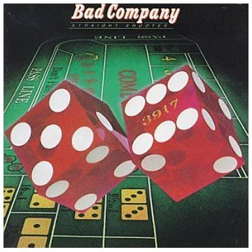 Bad Company Shooting Star cover art