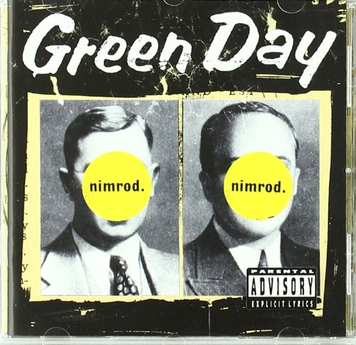 Green Day Hitchin' A Ride cover art