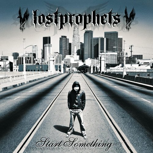 Lostprophets Lucky You cover art