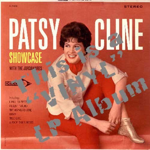 Patsy Cline True Love cover art
