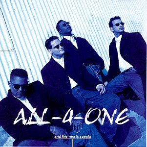 All-4-One I Can Love You Like That cover art