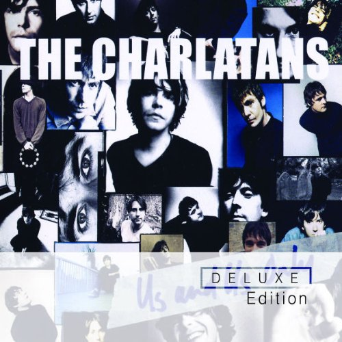 The Charlatans Impossible cover art
