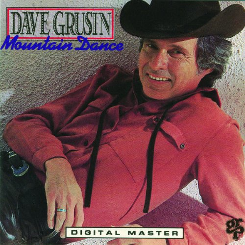 Dave Grusin Mountain Dance cover art