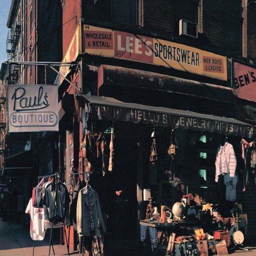 Beastie Boys Shake Your Rump cover art