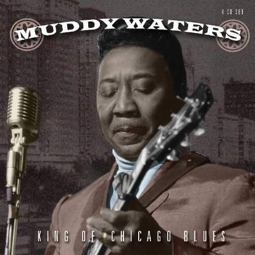 Muddy Waters I'm A Man cover art