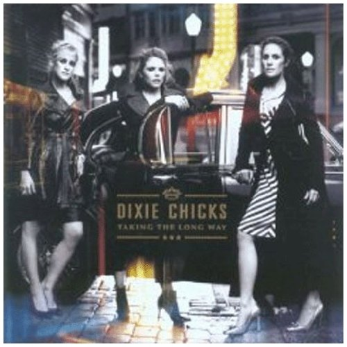 Dixie Chicks Not Ready To Make Nice cover art