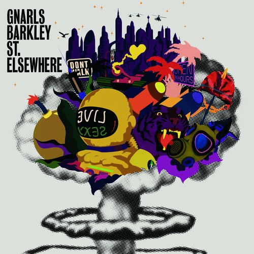 Gnarls Barkley Crazy cover art