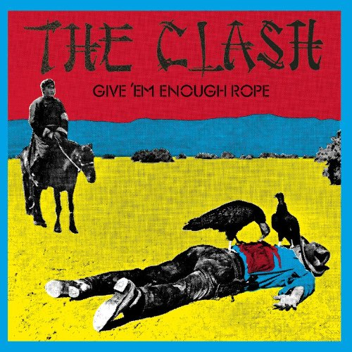 The Clash Last Gang In Town cover art