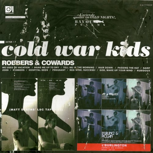 Cold War Kids We Used To Vacation cover art