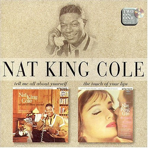 Nat King Cole A Nightingale Sang In Berkeley Square cover art