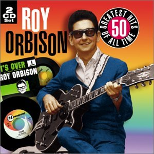 Roy Orbison Working For The Man cover art