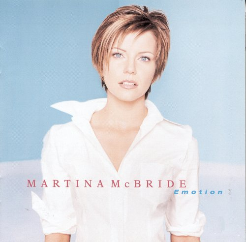 Martina McBride I Love You cover art