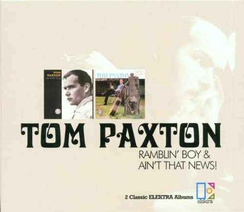 Tom Paxton I Can't Help But Wonder (Where I'm Bound) cover art