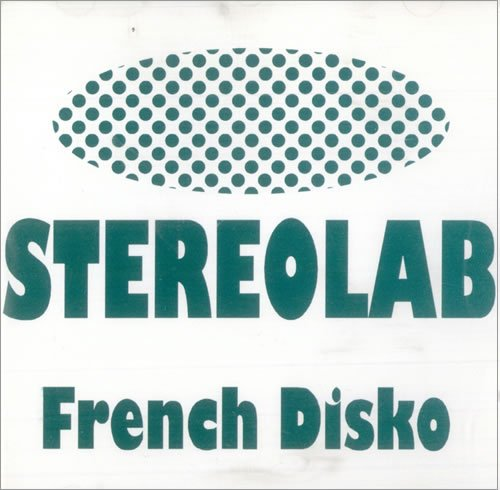 Stereolab French Disko cover art