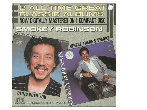 Smokey Robinson Being With You cover art