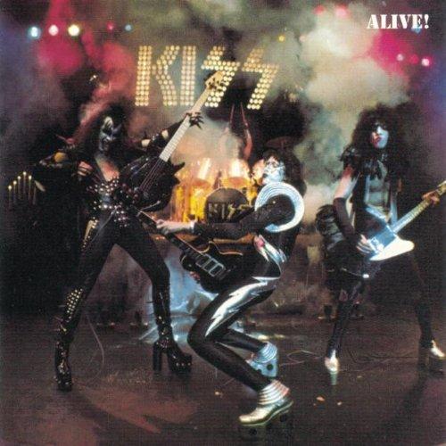 KISS Rocket Ride cover art