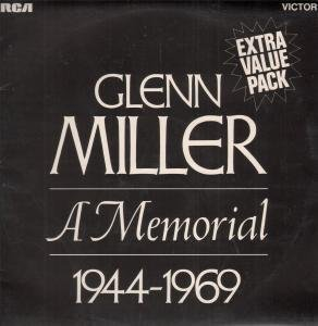 Glenn Miller Johnson Rag cover art
