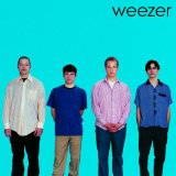 Weezer Buddy Holly cover kunst