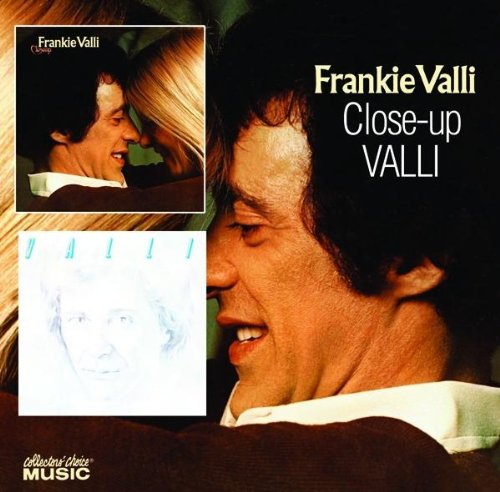 Frankie Valli My Eyes Adored You cover art