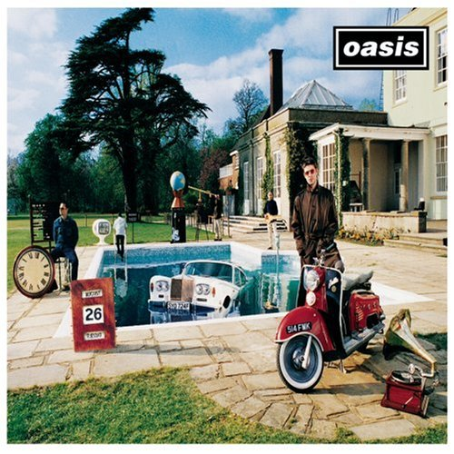 Oasis Magic Pie cover art