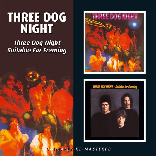 Three Dog Night Celebrate cover art