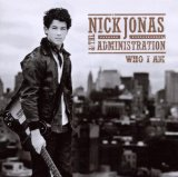 Nick Jonas & The Administration Stronger (Back On The Ground) cover art
