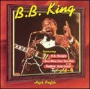 B.B. King Every Day I Have The Blues cover kunst