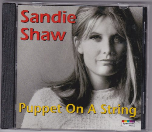 Sandie Shaw Puppet On A String cover art