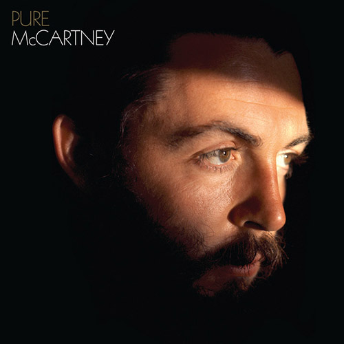 Paul McCartney Maybe I'm Amazed cover art