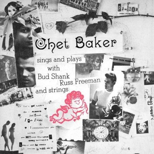 Chet Baker Let's Get Lost arte de la cubierta
