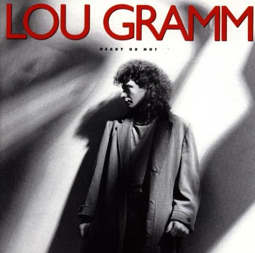 Lou Gramm Midnight Blue cover art