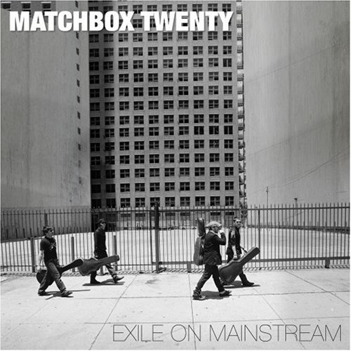Matchbox Twenty All Your Reasons cover art