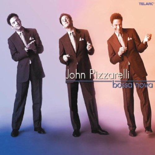 John Pizzarelli Soares Samba cover art